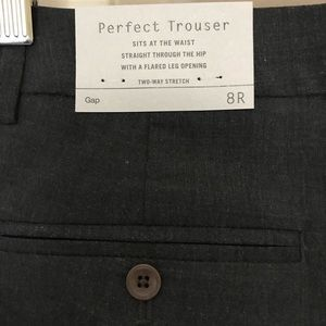 NWT GAP Perfect Trouser Size 8R